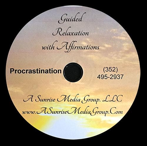 CDs-Procrastination